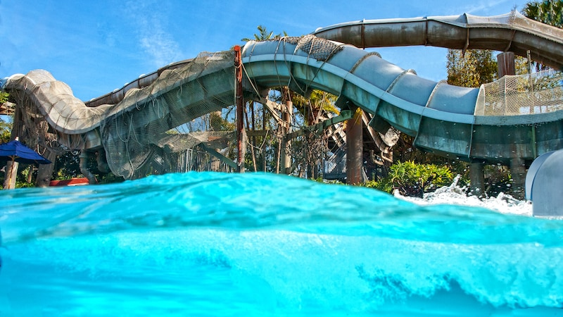 Image result for crush n gusher typhoon lagoon
