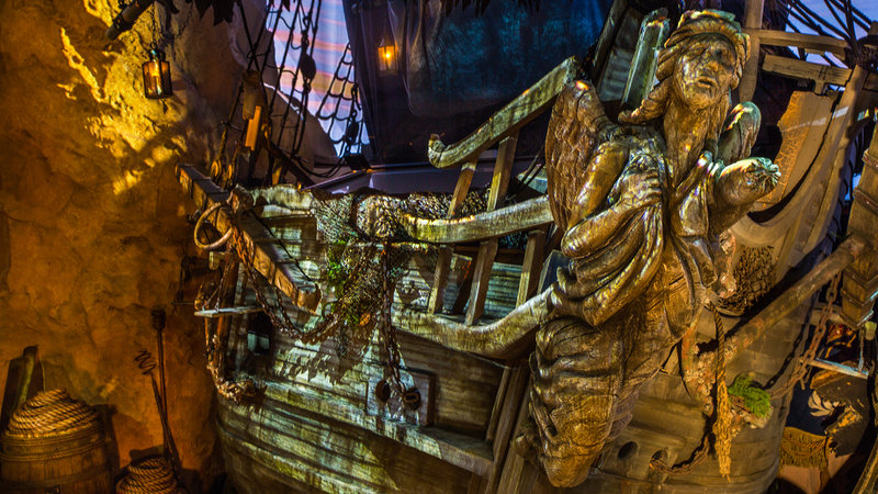 The Legend of Captain Jack Sparrow