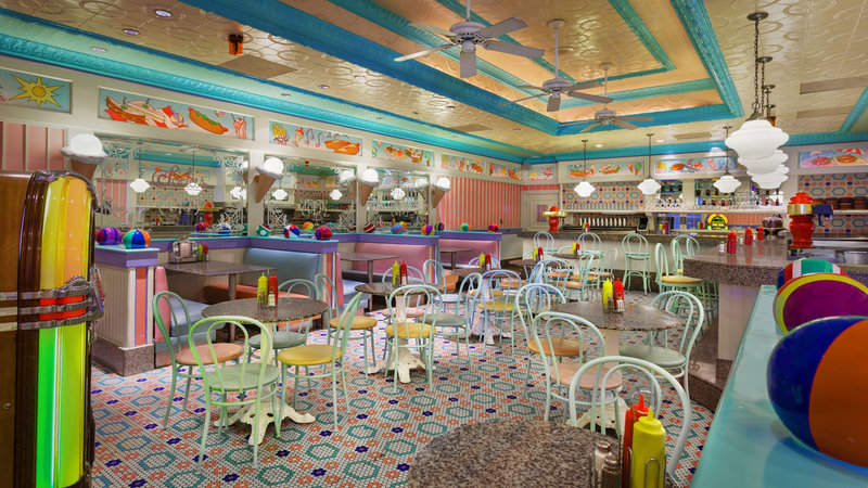 Beaches & Cream Soda Shop
